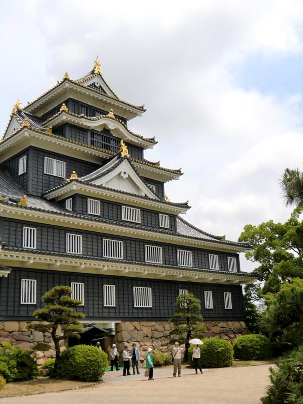 Okayama Castle 12