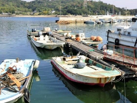 Honmura remains a fishing port no matter what.