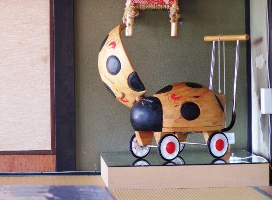 Ladybug Onba - Yoshifumi Oshima at Onba Factory
