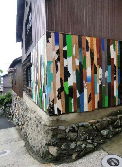 Rikuji Makabe's Wallalley on Ogijima