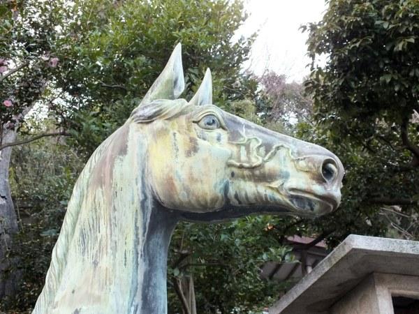 Hachiman Horse