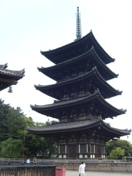 Gojū-no-tō in Nara