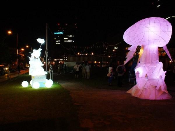 Project for Sea-Light in Takamatsu 2013 - 1