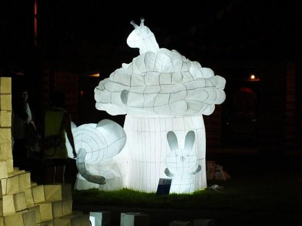 Project for Sea-Light in Takamatsu 2013 - 7