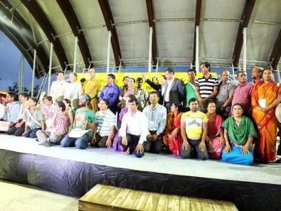 20 - Bengal Island Closing Ceremony