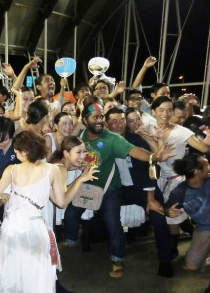 36 - Bengal Island Closing Ceremony - Final Goodbye