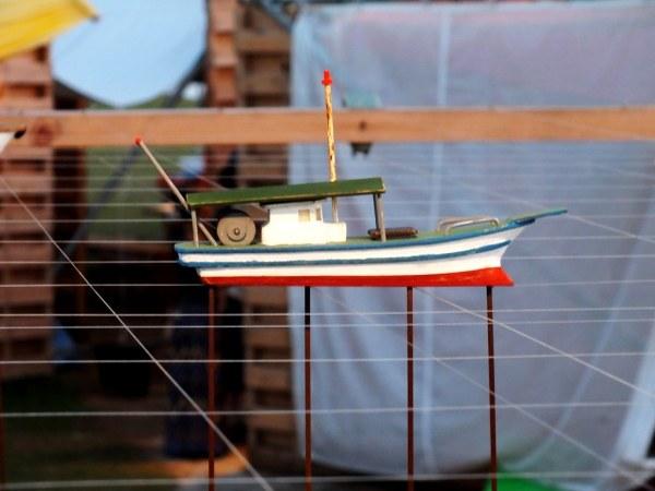 Dreaming Boat - Bunpei Kado - Bengal Island - 2