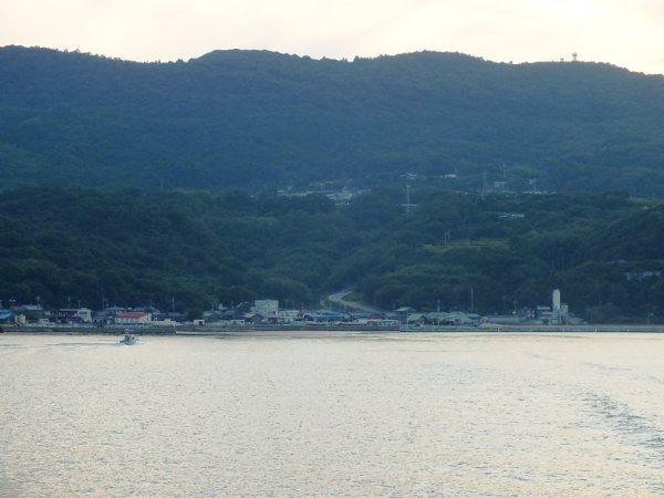 9 - Teshima - Karato hama and oka