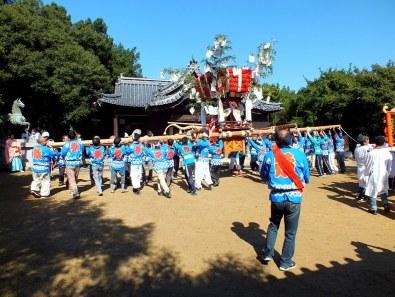 Karato Matsuri 2013 - Teshima - 06