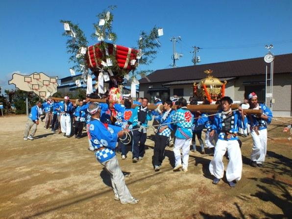 Karato Matsuri 2013 - Teshima - 10