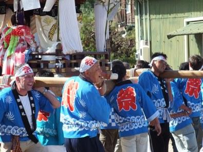 Karato Matsuri 2013 - Teshima - 15
