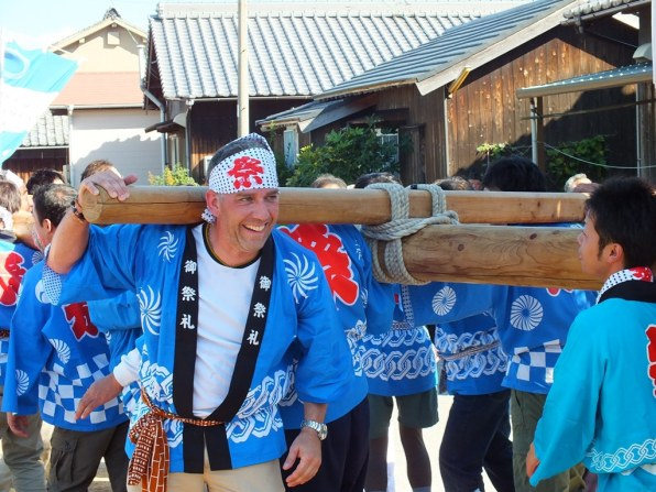 Karato Matsuri 2013 - Teshima - 21