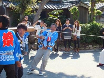 Karato Matsuri 2013 - Teshima - 24