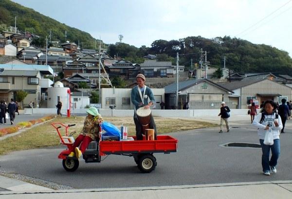 Last day of the Setouchi Triennale on Ogijima - 01