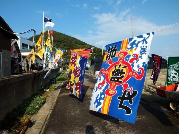Last day of the Setouchi Triennale on Ogijima -08