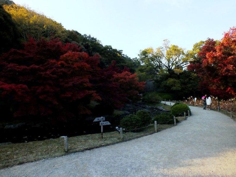 Ritsurin Garden - Late November - 02