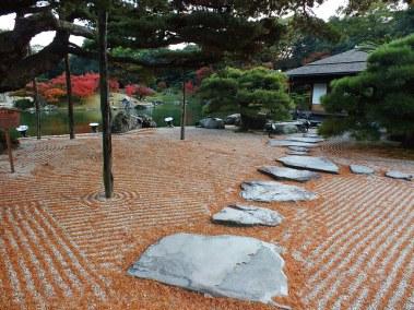 Ritsurin Garden - Late November - 33