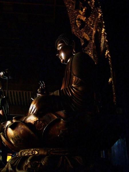 Buddha in Zentsu-ji