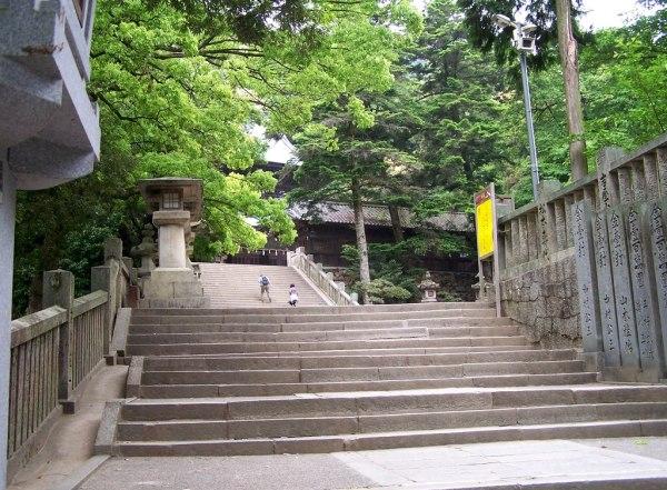 Climbing Konpira-san - Part Four - 10