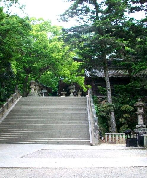 Climbing Konpira-san - Part Four - 11