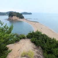 Angel Road on Shodoshima