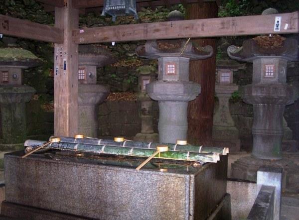Konpirasan - last steps before the main shrine - 5