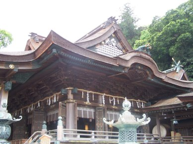 Konpirasan - Main Shrine - 05