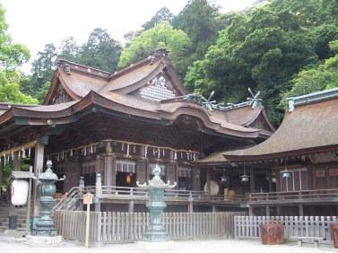 Konpirasan - Main Shrine - 06