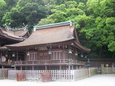 Konpirasan - Main Shrine - 07