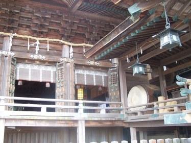 Konpirasan - Main Shrine - 08