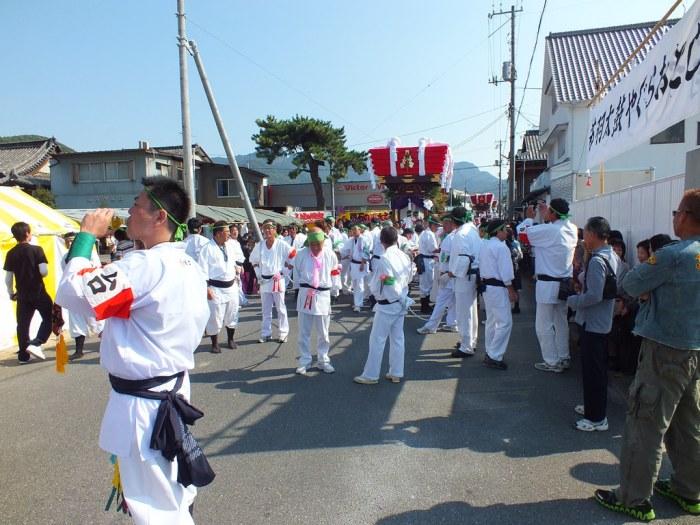 Uchinomi Matsuri - Shodoshima - 02