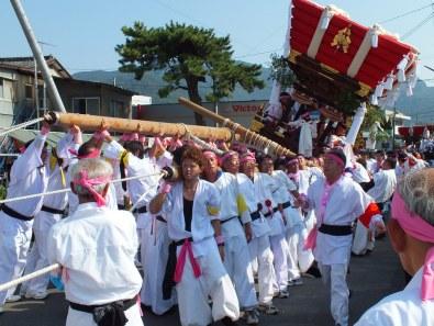 Uchinomi Matsuri - Shodoshima - 19