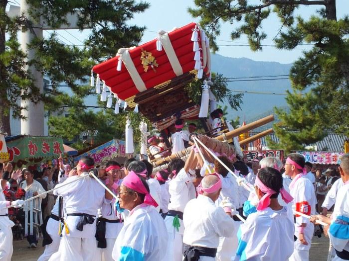 Uchinomi Matsuri - Shodoshima - 32