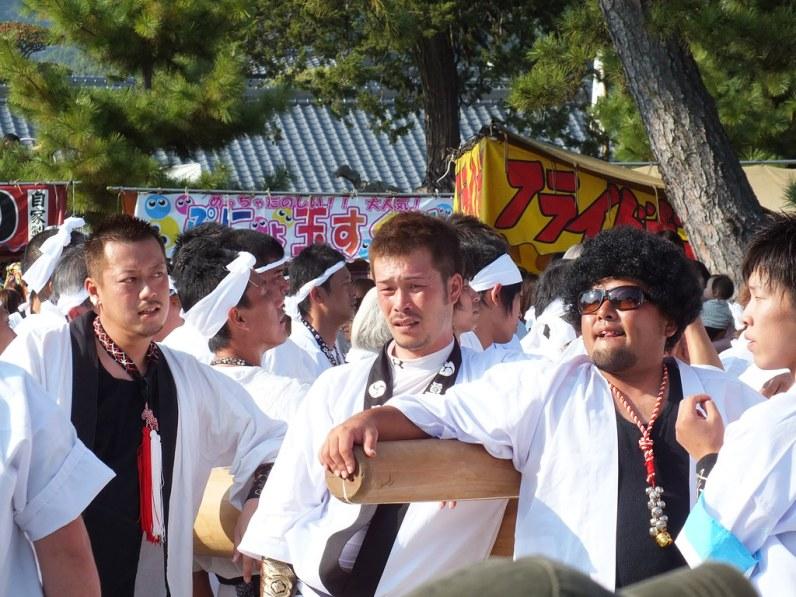 Uchinomi Matsuri - Shodoshima - 36