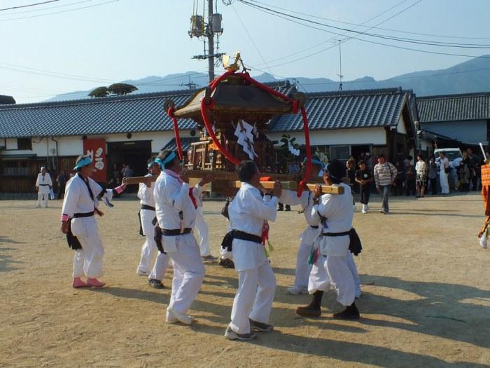 Uchinomi Matsuri - Shodoshima - 43