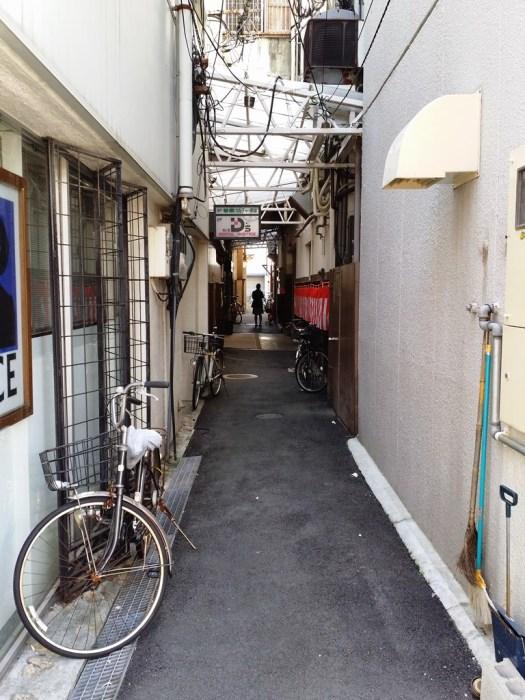 Small Street in Takamatsu
