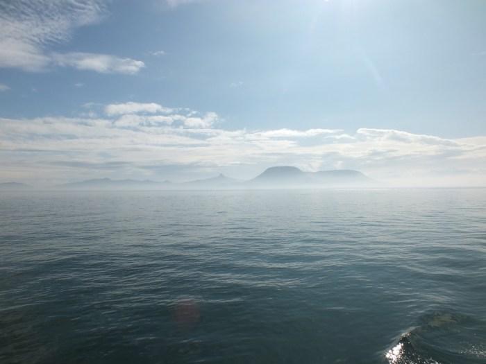 Yashima in the mist