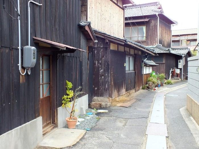 Honmura on Naoshima - 1