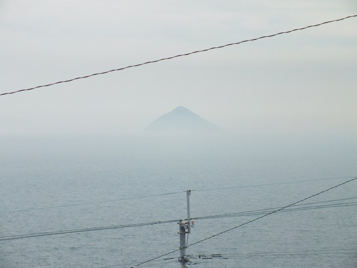 13 - Ozuchishima in the mist