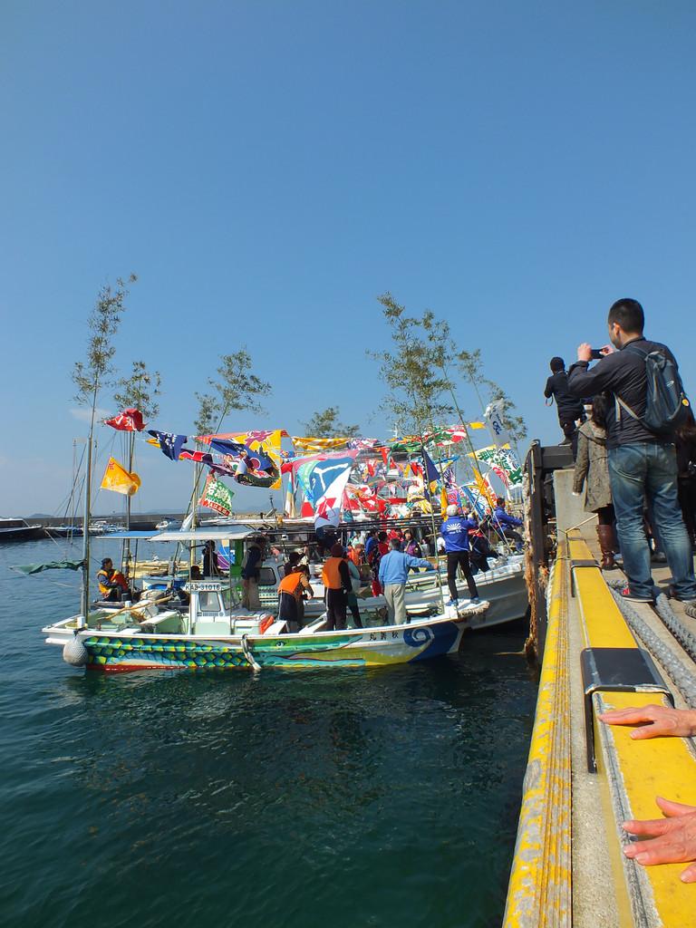 14 - Team Ogi Boat Dance