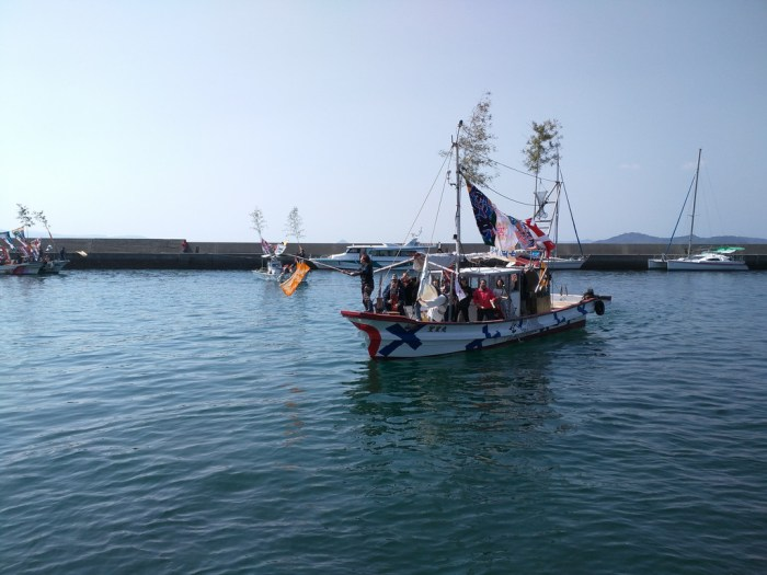 2 - Team Ogi Boat Dance