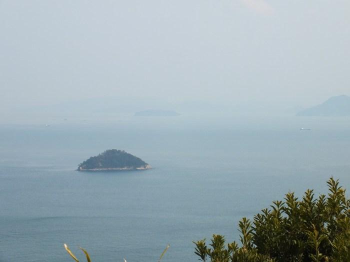 15 - Seto Inland Sea from Teshima