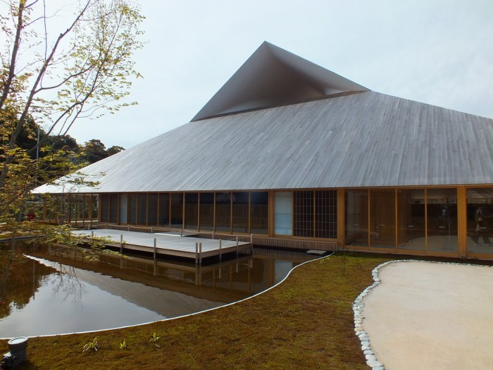 37 - Naoshima Hall - Hiroshi Sambuichi