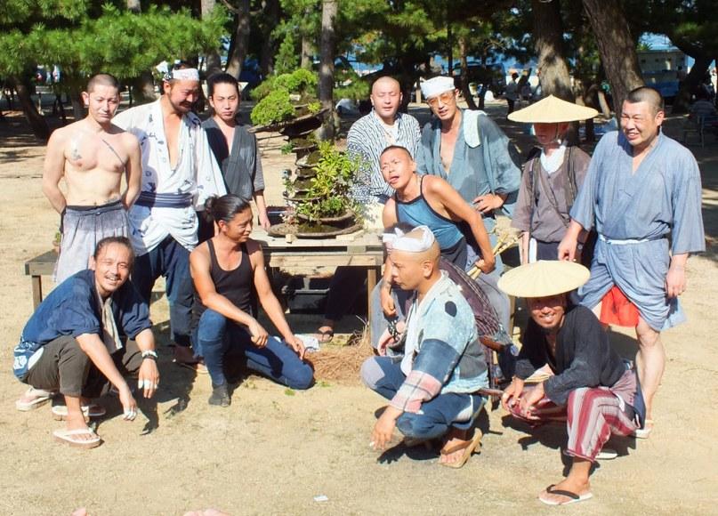 Seppuku Pistols Vs Masashi Hirao on Megijima - 15