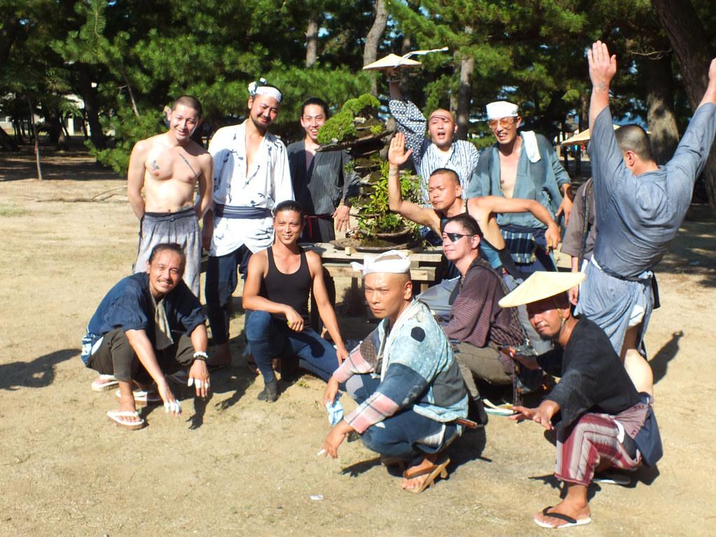 Seppuku Pistols Vs Masashi Hirao on Megijima - 19