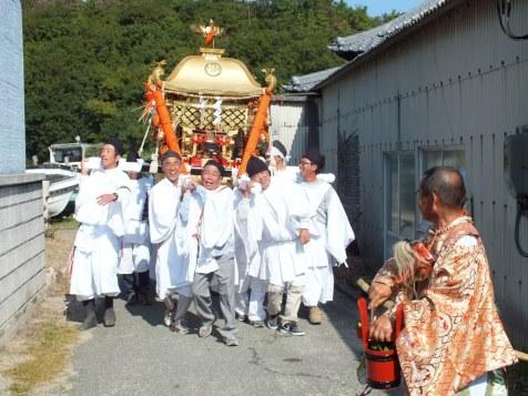 Karato Matsuri 2015 on Teshima - 34