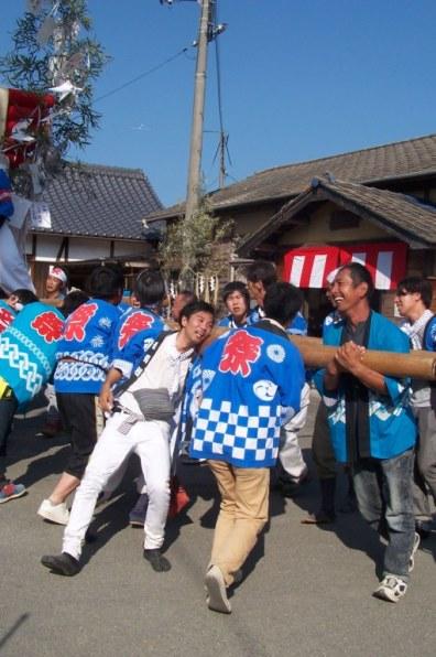 Karato Matsuri 2015 on Teshima - 67