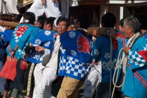 Karato Matsuri 2015 on Teshima - 70
