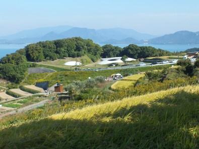 Harvest Festival and Seppuku Pistols on Teshima - 13