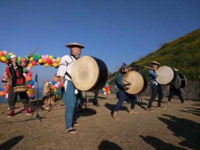 Harvest Festival and Seppuku Pistols on Teshima - 32